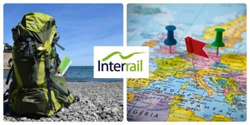 CFR Călători Reduceri de 15% la oferta Interrail Global Pass 2017