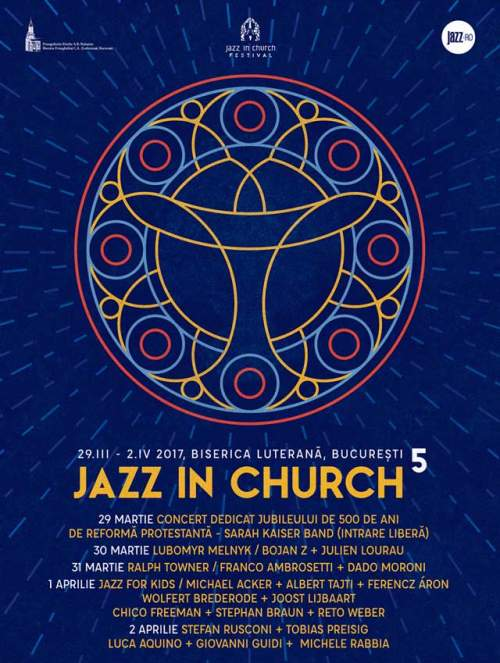 Jazz in Church Festival editia a cincea