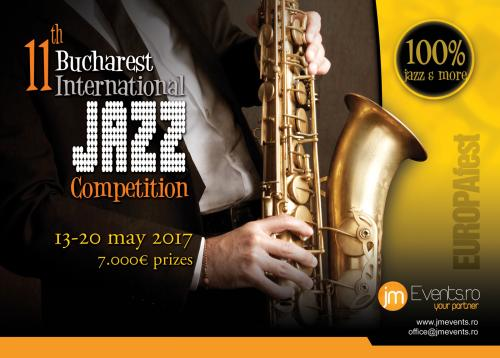 EUROPAfest - Bucharest International Jazz Competition 2017