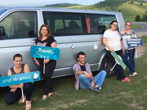 ECC Romania pleacă in Caravana Trips & Tips for Consumer