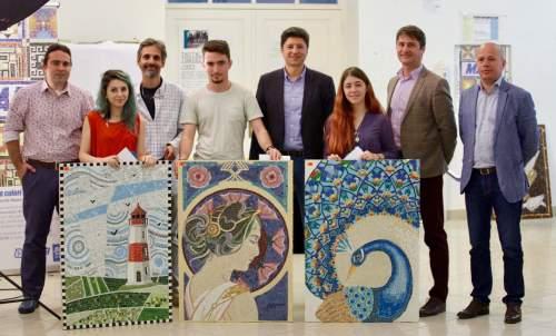 Mapei România premiază 3 studenți din cadrul Universității Naționale de Arte București