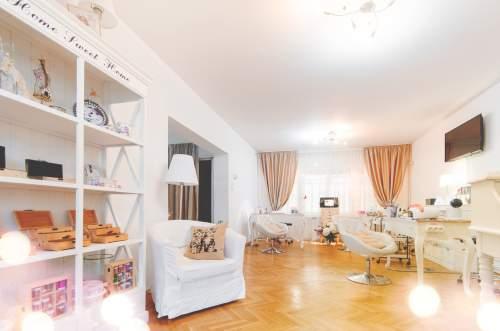 Salon Maison Paris - răsfăț suprem în stil parizian, în inima Bucureștiului
