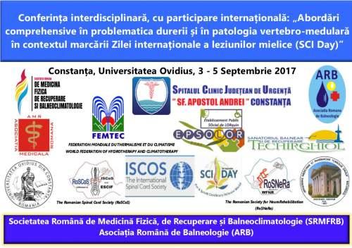 Conferința interdisciplinară, cu participare internațională SCI Day