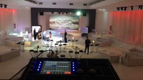 Noul trend in organizarea evenimentelor: Ecranul LED