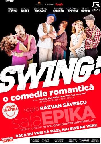 #Teatru   Swing!