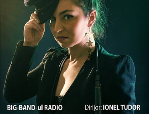 Luiza Zan și Big Band-ul Radio: o seară de JAZZ de neratat la SALA RADIO!