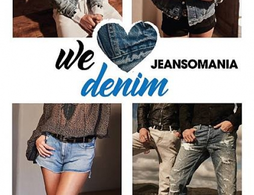 Replay și Superdry te invită la JEANSOMANIA!