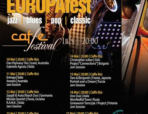 Caffe Festival Ibis – EUROPAfest Festival de jazz after-hours