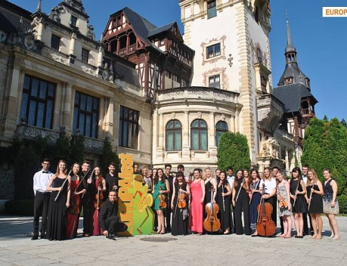 Start EUROPAfest Summer Edition | Sinaia, 18 – 30 iulie