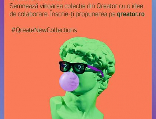 Call for Artists:  Qreator caută artiști originali pentru colecțiile din 2020