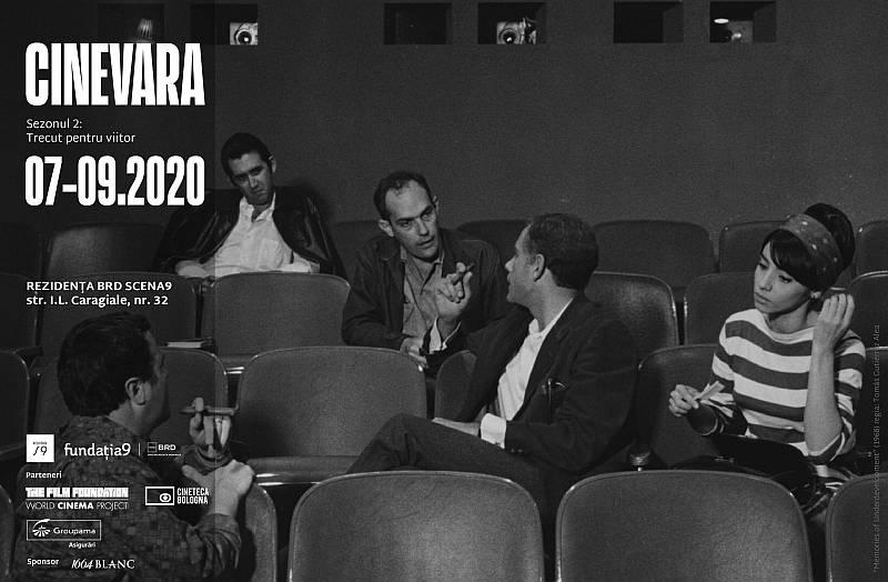Martin Scorsese și Film Foundation se văd la CINEVARA
