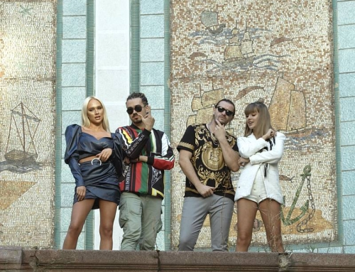 "The Produc3rz lanseaza videoclipul ""Boom Body"" feat. Christinne si Dominique!"