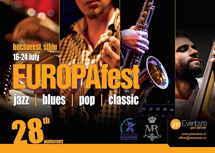 Festivalul International EUROPAfest 2021