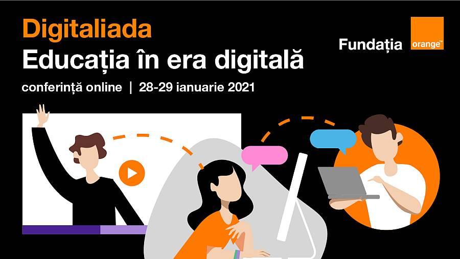 """Peste 1000 de profesori prezenți la conferința """"Educația în era digitală"""""""
