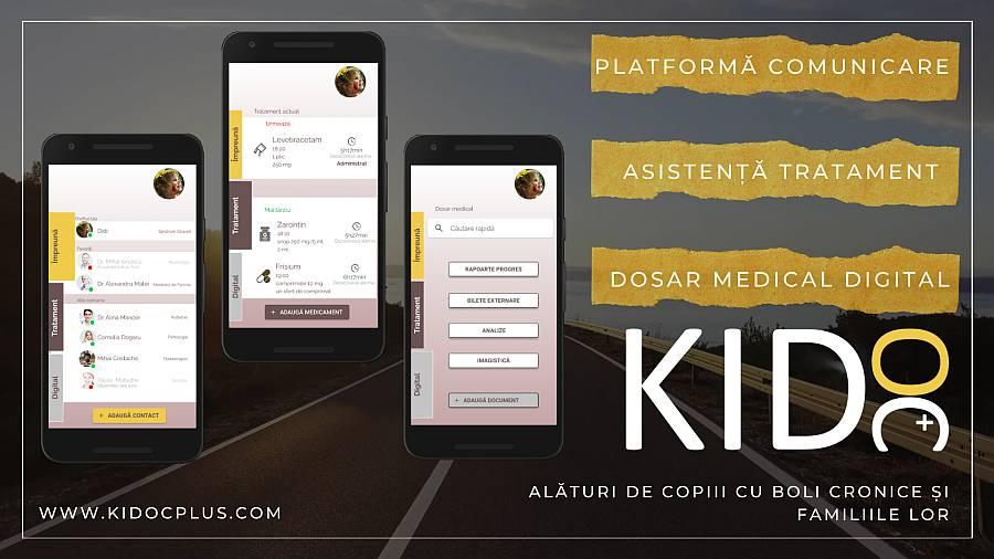 aplicația KIDoc