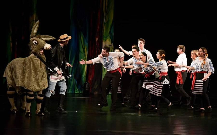 Teatrul Muzical Ambasadorii Păcală și Tândală