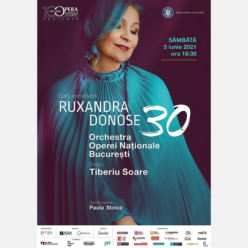 "AFIS Gala ""Ruxandra Donose 30"" ONB 5.06"