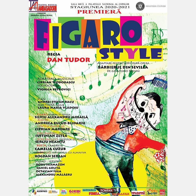 Premiera FIGARO STYLE_poster