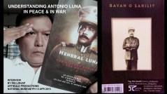 WHO IS GEN. ANTONIO LUNA IN PEACE AND WAR?
