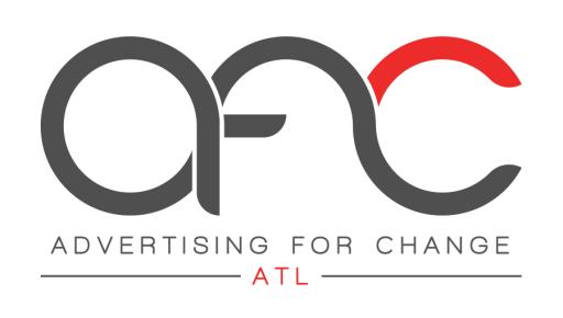 Advertising For Change logo