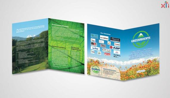 greenmounts-brochure-design