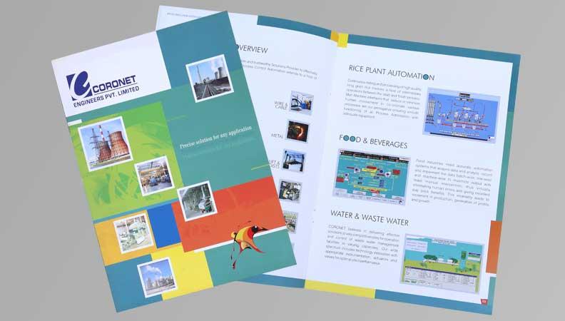 coronet-brochure