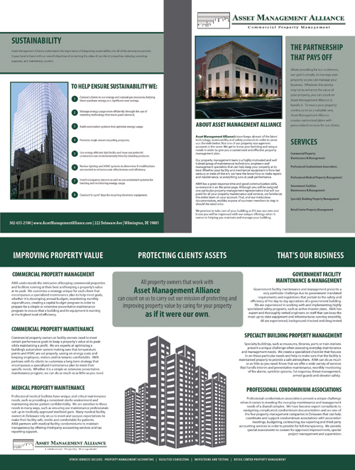 Flyers and Brochures | Advertising Is Simple Delaware