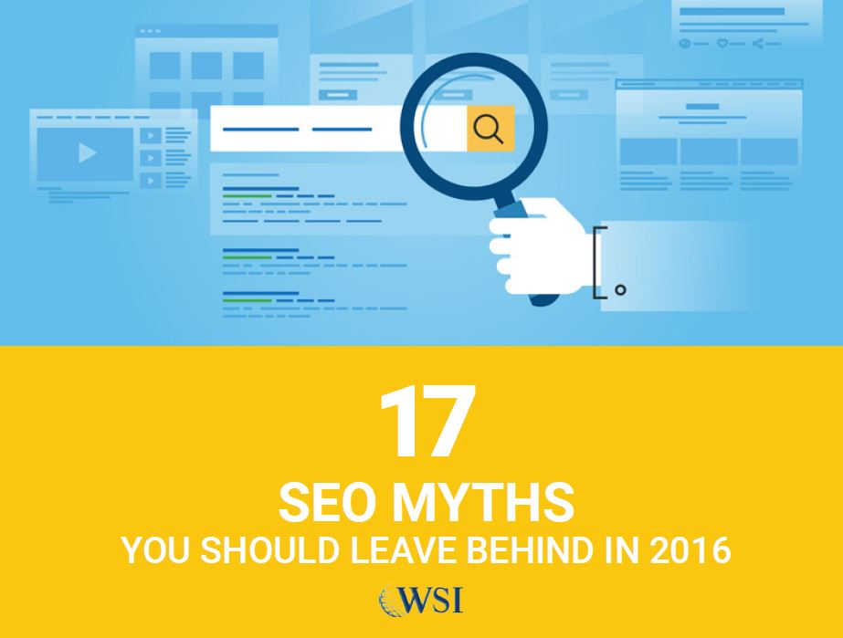 17 SEO Myths That Should be Left Behind