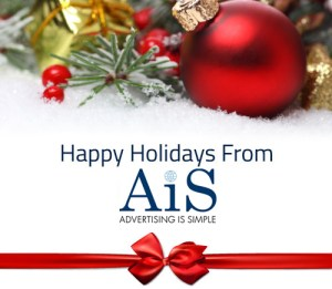 Happy Holidays from Advertising Is Simple in Delaware