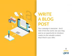Write a Blog Post
