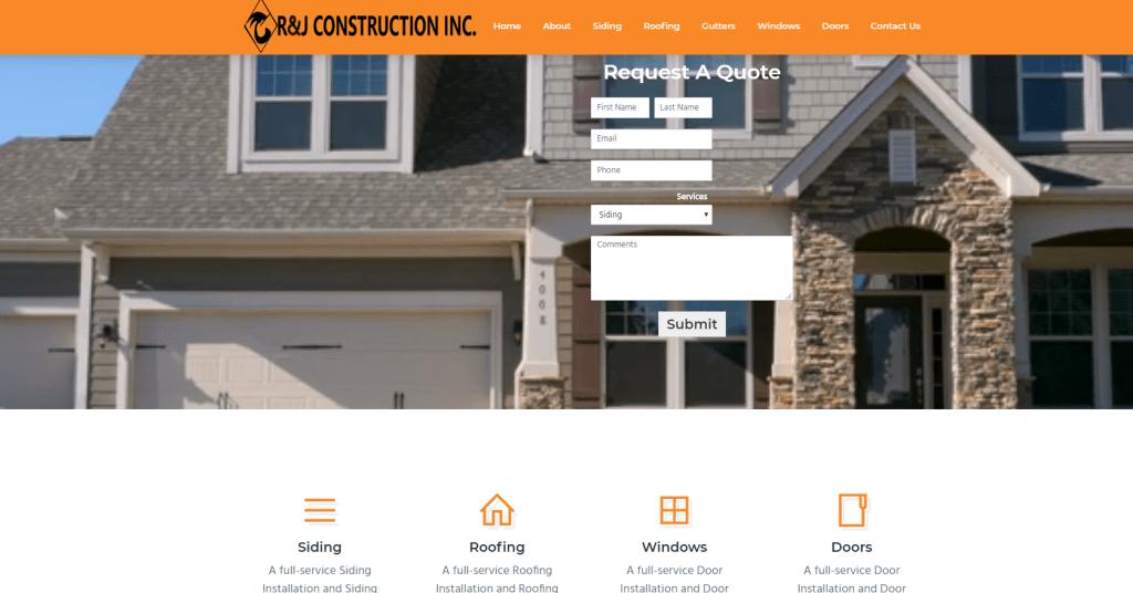 R & J Construction