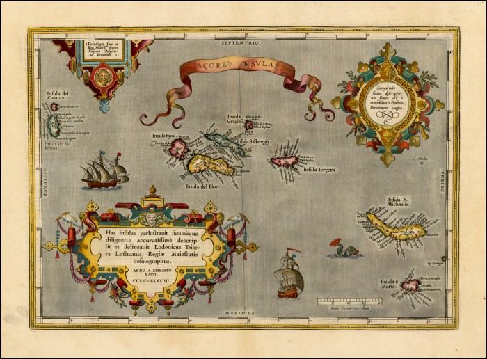 May 22 - Ortelius Map