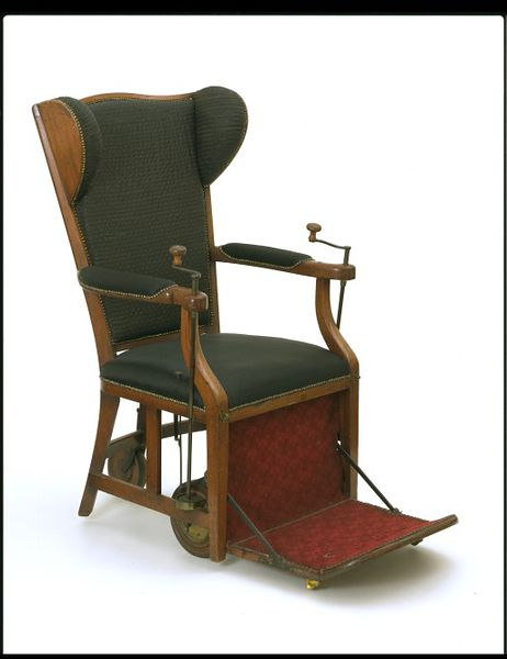 Jul 25 - Gouty Chair