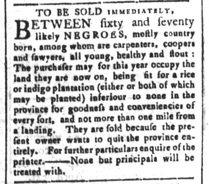 Mar 20 - 3:20:1767 South-Carolina and American General Gazette