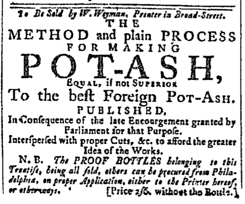 Mar 23 - 3:23:1767 New-York Gazette