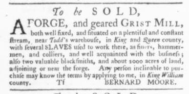 Apr 30 - Virginia Gazette Slavery 4