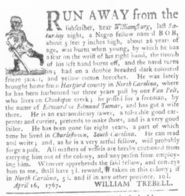 Apr 30 - Virginia Gazette Slavery 5