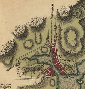 May 16 - Detail of Map