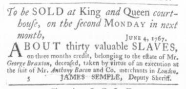 Jul 2 - Virginia Gazette Slavery 4