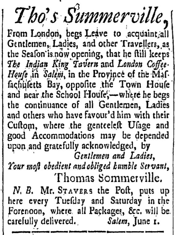 Jun 12 - 6:12:1767 New-Hampshire Gazette