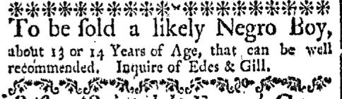 Jun 15 - Boston-Gazette Slavery 2