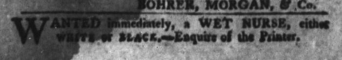 Jun 16 - South-Carolina Gazette and Country Journal Slavery 9