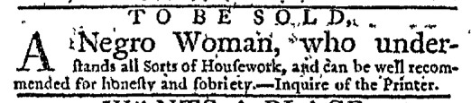 Jun 25 - New-York Journal Supplement Slavery 1