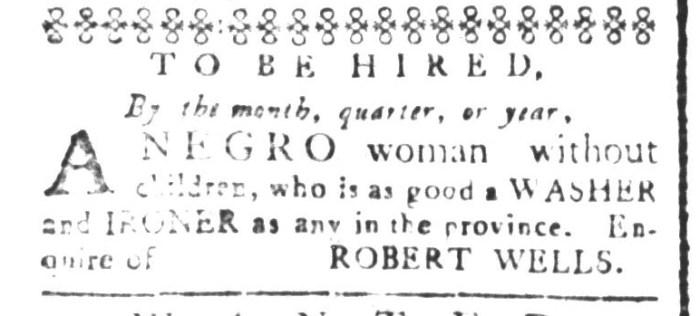 Jul 24 - South-Carolina and American General Gazette Slavery 4