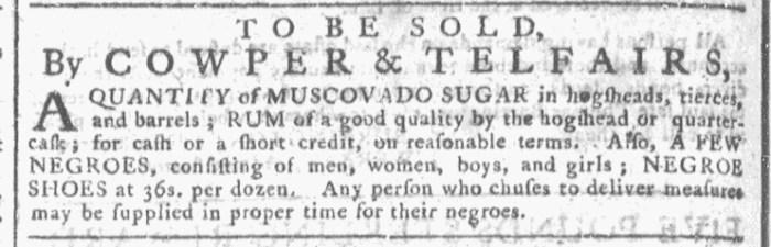 Jul 29 - Georgia Gazette Slavery 3