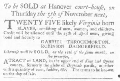 Aug 27 - Virginia Gazette Slavery 2