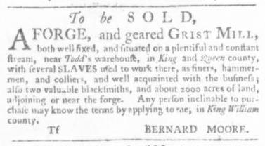 Sep 17 - Virginia Gazette Slavery 5