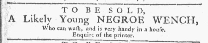Oct 14 - Georgia Gazette Slavery 9