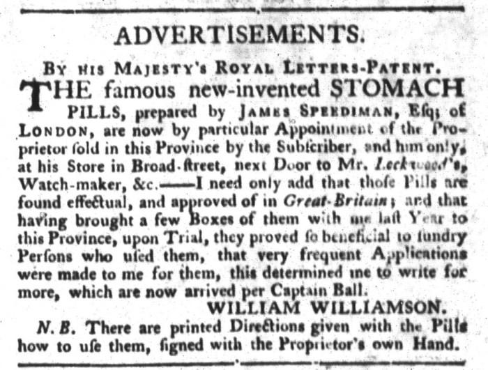 Oct 13 - 10:13:1767 South-Carolina Gazette and Country Journal