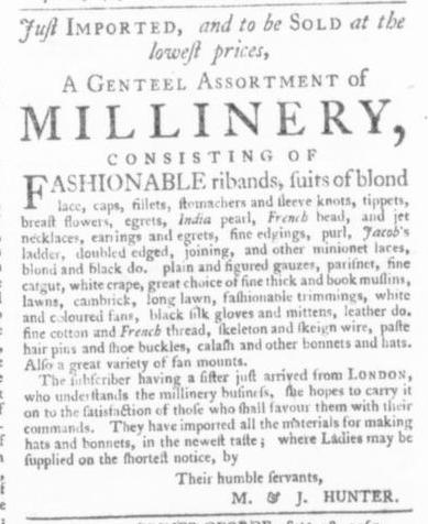 Oct 15 - 10:15:1767 Virginia Gazette